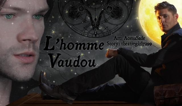 Lhomme Vaudou-Banner