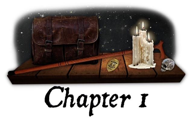 L'homme Vaudou-Chapter 1