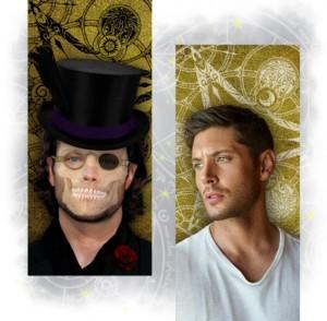 L'homme Vaudou-Jared-Jensen-gold