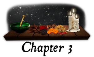 L'homme Vaudou-Chapter 3