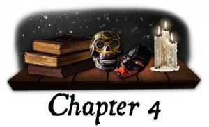 L'homme Vaudou-Chapter 4
