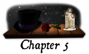 L'homme Vaudou-Chapter 5