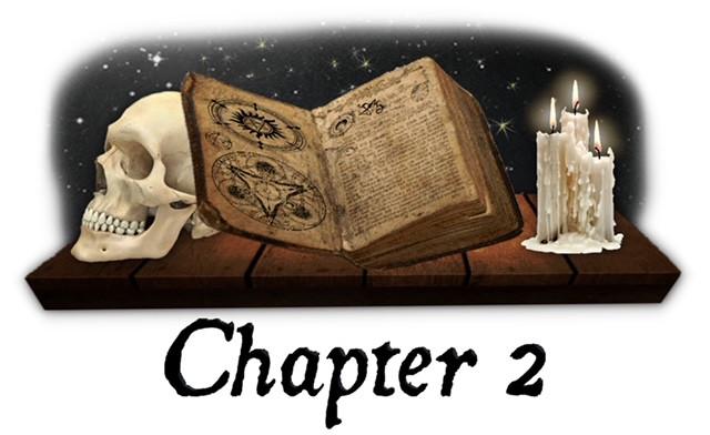 L'homme Vaudou-Chapter 2