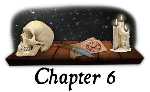 L'homme Vaudou-Chapter 6
