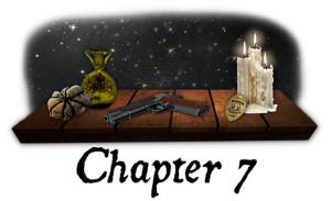 L'homme Vaudou-Chapter 7