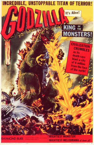 Monster Movie Posters, 1950's - 70's: vintage_ads — LiveJournal