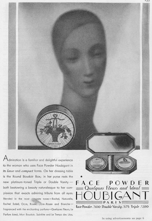 1 Day Event Makeup Various Ads 1921 1929 Vintage Ads - 1920s-makeup-ads
