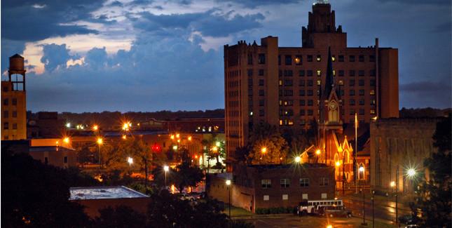 Downtown Monroe 2