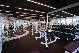 Fully-equipped gym Dubai