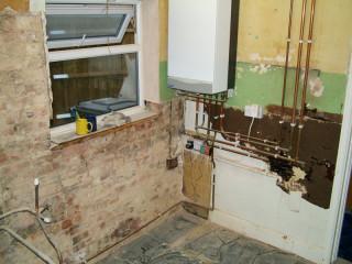Kitchen 2005 - Day 1