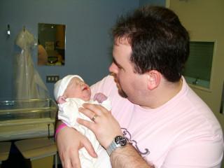Amy & Daddy