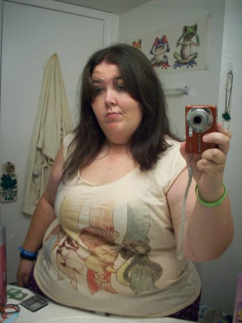House Brawl shirt from Threadless!