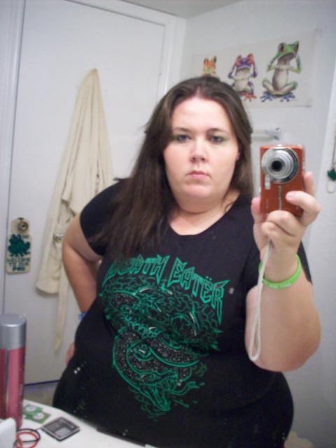 Death Eater shirt from TeeFury!