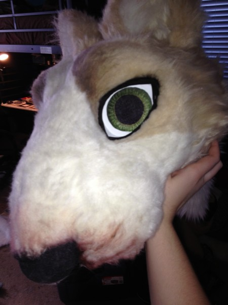 Bull Terrier Head How Do You Make Those Animal Costumes