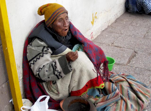 Cusco: Departamento de la sierra peruana que alberga a una de las siete maravillas del mundo y a un pueblo cuya pobreza sobrepasa al 65% de sus habitantes.