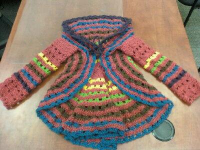 Free Crochet Pattern Circle Sweater : Crochet Circle Patterns Free Patterns For Crochet