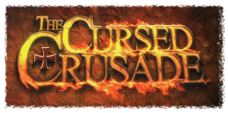 Видеоигра Проклятый крестовый поход. Логотип