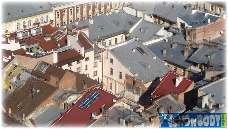 Львов. Игросфера 2012. Львов - неимоверно красивый город