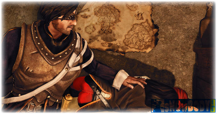 Видеоигра Ризен 2. Скриншот