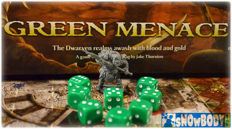 Dwarf Kings Hold: Green Menace