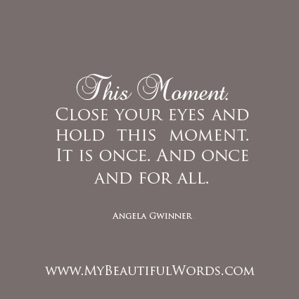 Angela Gwinner - This Moment
