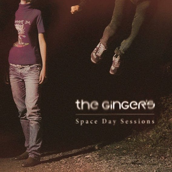 "The Gingers ""Space                   day sessions"" EP 2010"