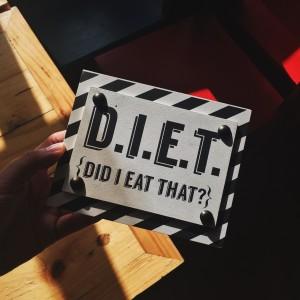 Did I Eat That?