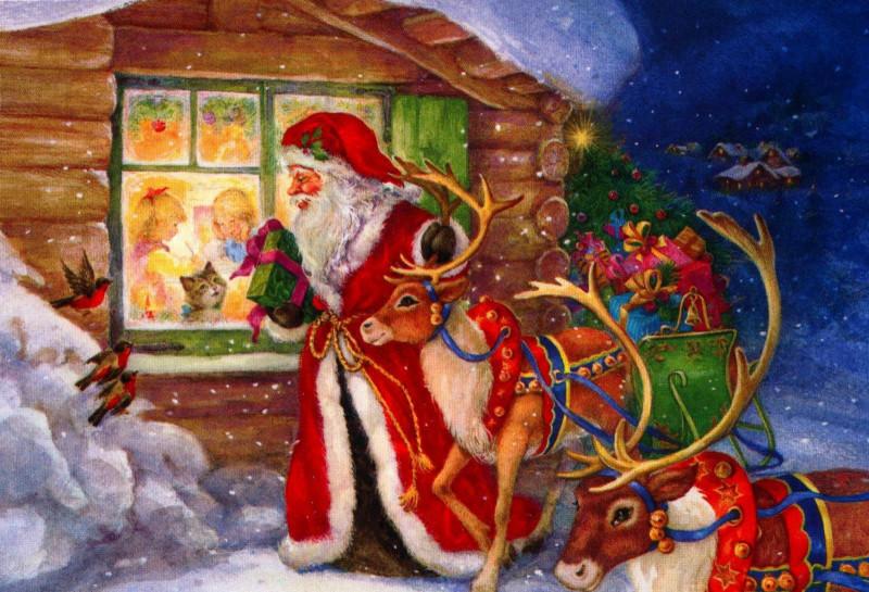 Подари детям Новый Год. Благотворительная акция