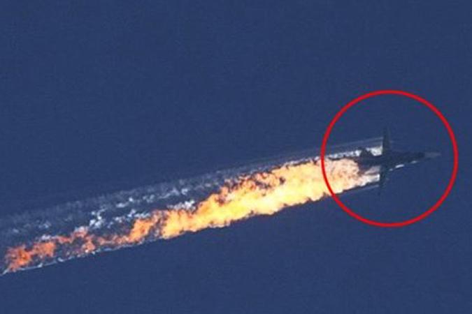 Стало понятно почему Турция сбила российский самолет