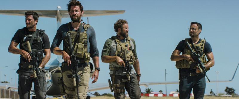 """Рецензия на фильм """"13 часов: Тайные солдаты Бенгази"""""""