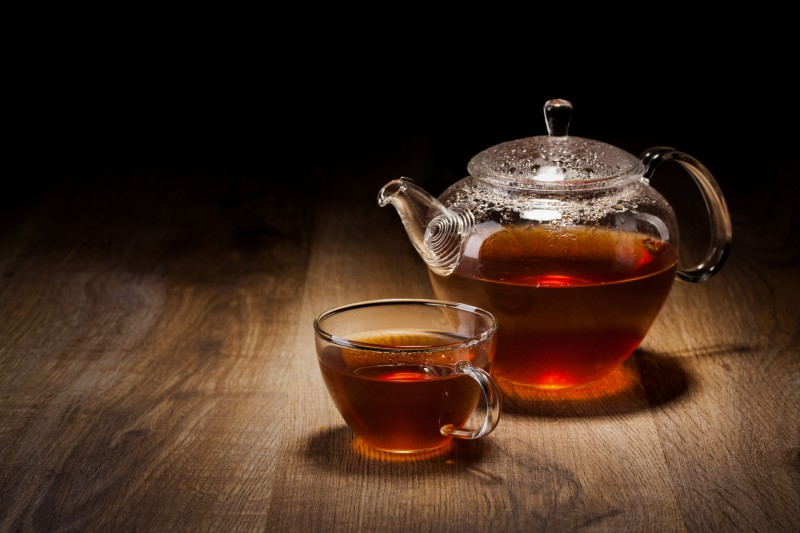 What do you think when you bring tea without tea?