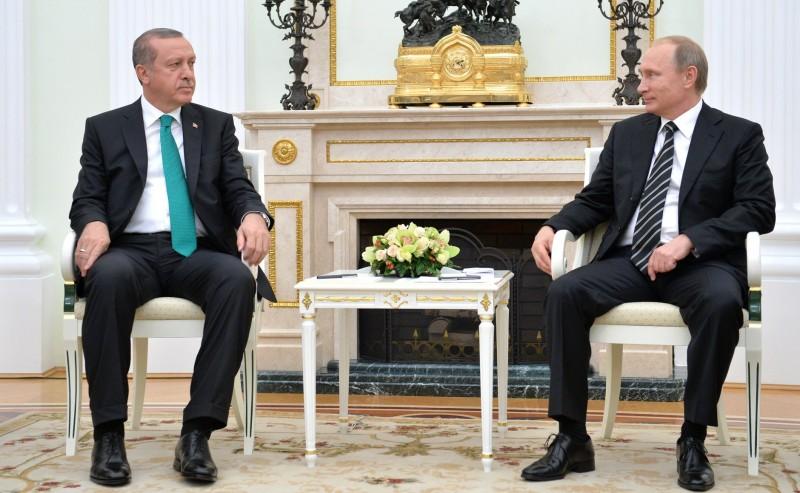Эрдоган извинился перед Путиным за сбитый самолет!