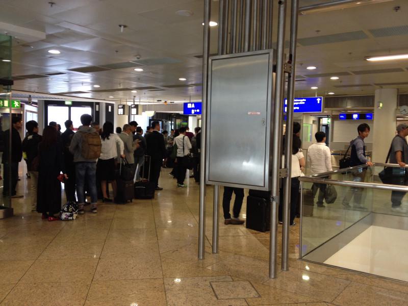 Немецкий аэропорт - есть ли аэропорт хуже?
