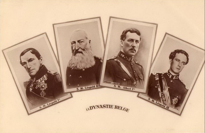 Король Бельгии поклялся в верности России