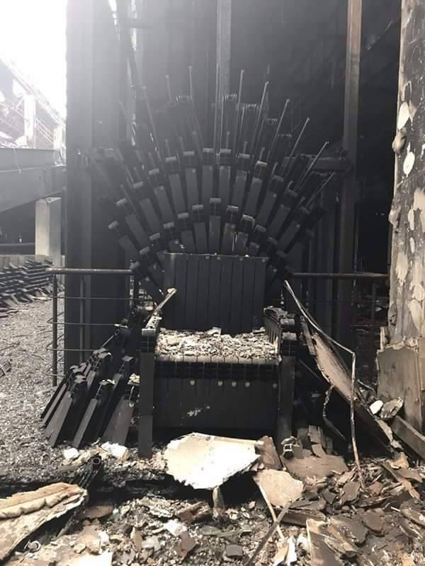 Огонь их не берет