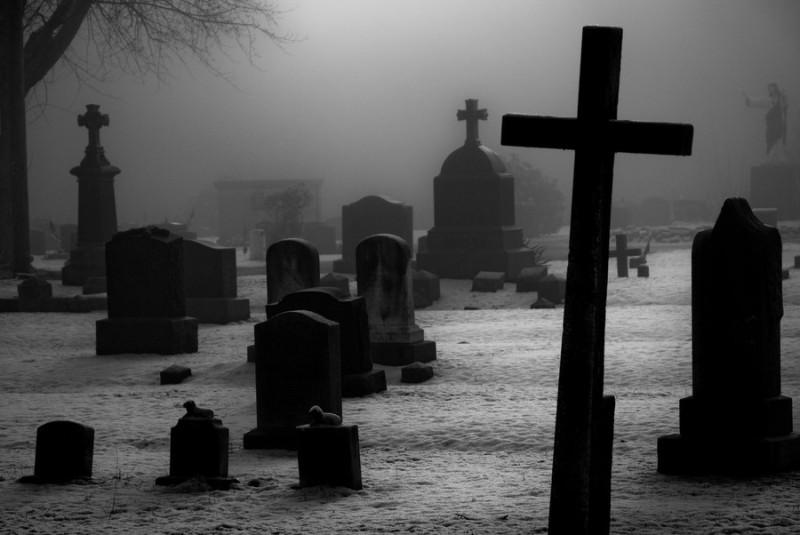Со мной говорят духи умерших