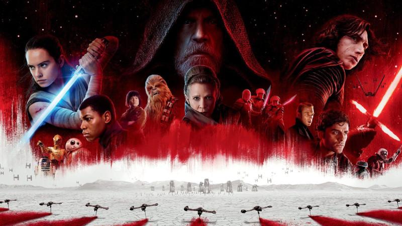 Звездные войны. Эпизод VIII. Последние Джедаи. Обзор