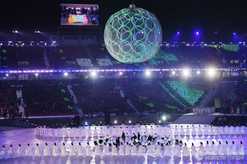 Открытие Параолимпиады-2018. Это какой-то позор!