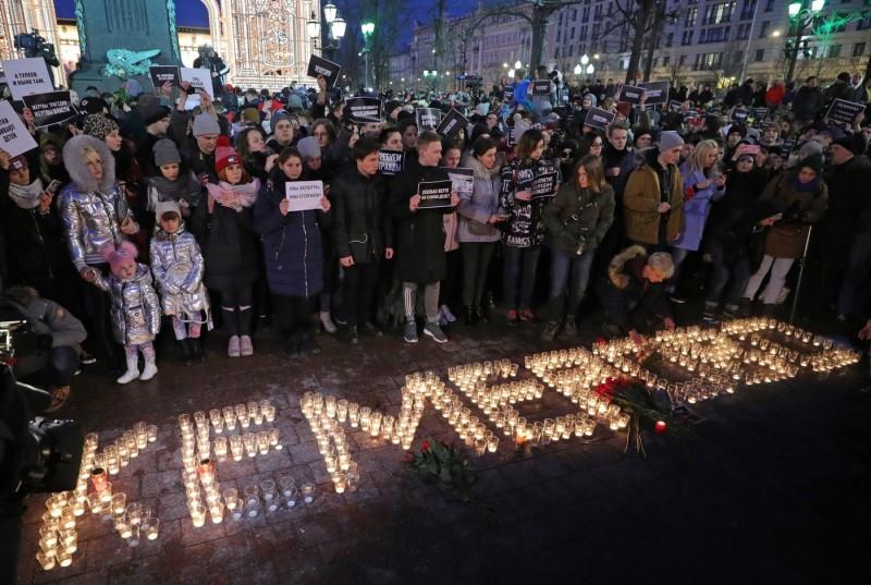 Кто виноват в трагедии в Кемерово