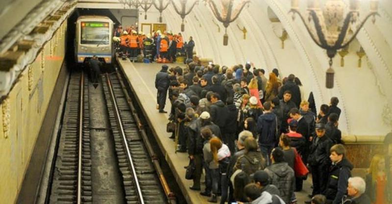 Сколько платят за смерть под колесами поезда машинисту метро