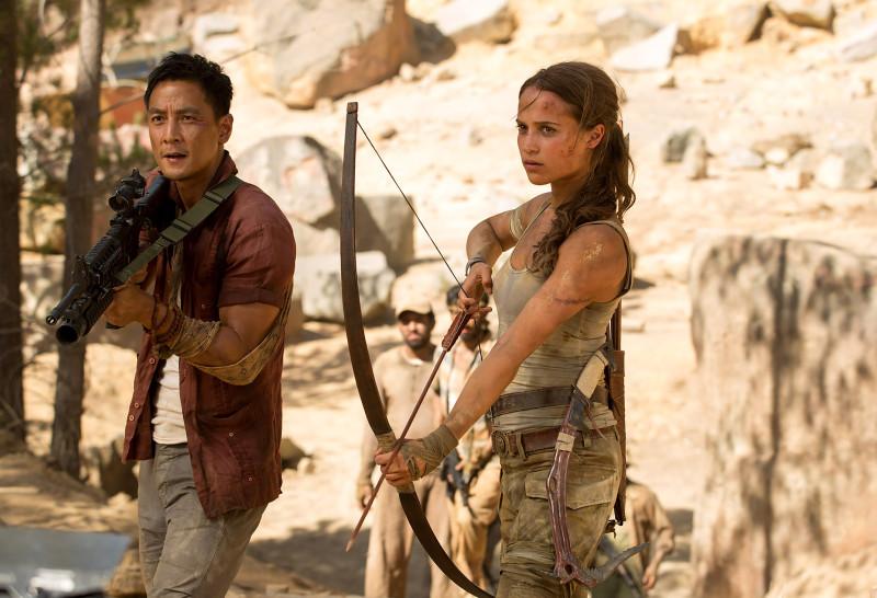 """Обзор фильма """"Tomb Raider: Лара Крофт"""", 2018"""
