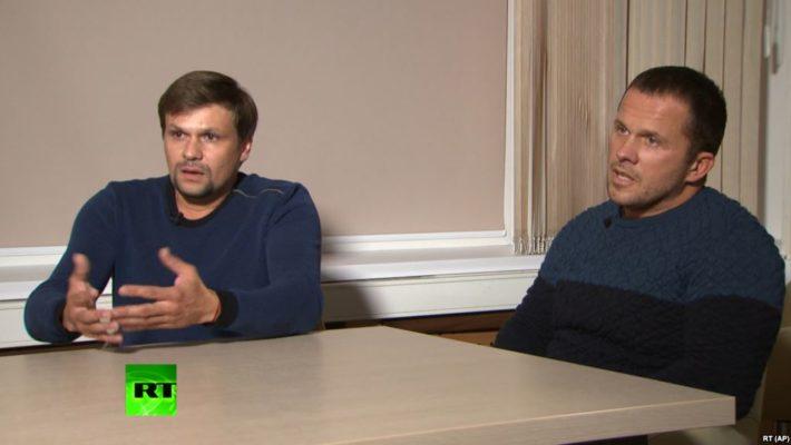 Убивали ли Петров и Баширов Скрипаля или это случайные люди?