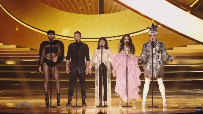 Скандальный Евровидение, закономерный результат