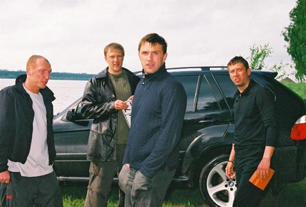 БУМЕР 2 2006, Петр Буслов, криминальная драма, DVDRip.