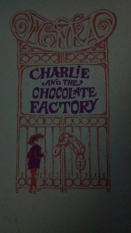 Charlie Chocolate Factory 1964