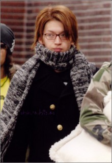 OMG YOU LOOK SO COLD BRRR AND ADORABLE ILUILUILUSM