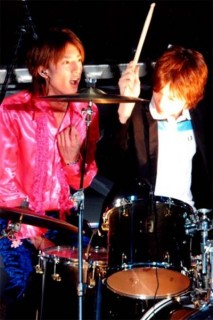 Who's banging the drummer?