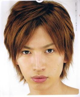 He kinda looks like Uchi here......a bit