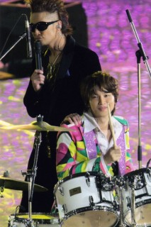 Countdown 2007-08. YAY DRUMS. WIth Mabo~