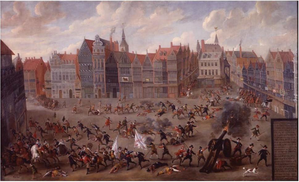 Nicolaas van Eyck or Nicolaes van Eyck (1617 in Antwerp – 1679 in Antwerp)